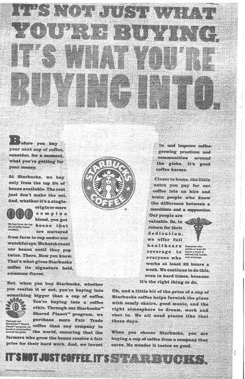 Starbucks Ad(3)