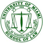 University-miami-law-logo