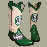 Starbucks-boots-beer-wine-ferm