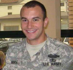 Living Medal of Honor Recipient SSG Giunta