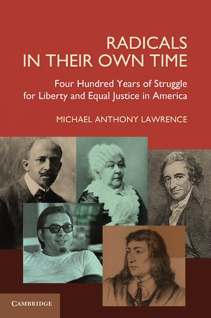 the lack of justice and liberty in american society