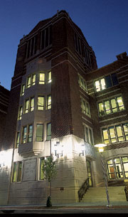 University-maryland-law-building