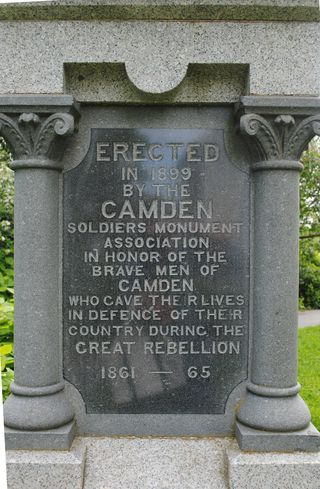 Turnier-camden-maine-monument-close-up