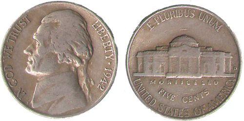 1942.D.Nickel