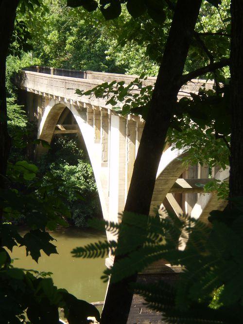 Mebane Bridge, Eden, NC