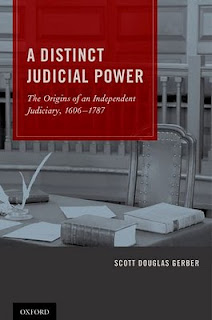 Gerber_distinct_judicial_power