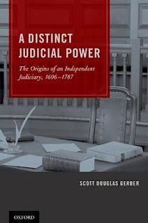 Gerber_distinct_judicial_power