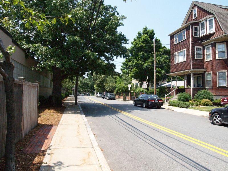 Henry Street view