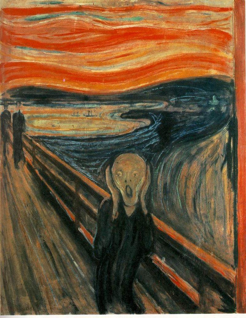 Munch.scream