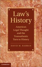 Rabban's Law's History