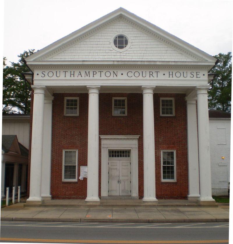 Southampton_county_courthouse