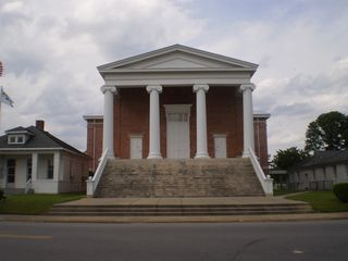 Antebellum Courthouse