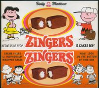 Zingers dolly madison