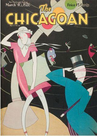 Chicagoan cover