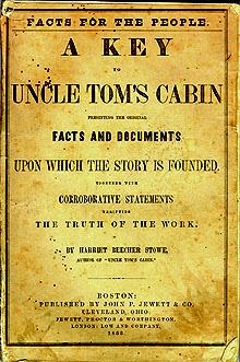 Key_Uncle_Tom's_Cabin
