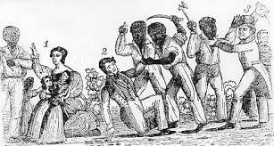 Nat Turner Rebellion Print