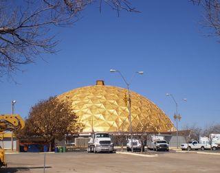 Mid-Century Modern Dome