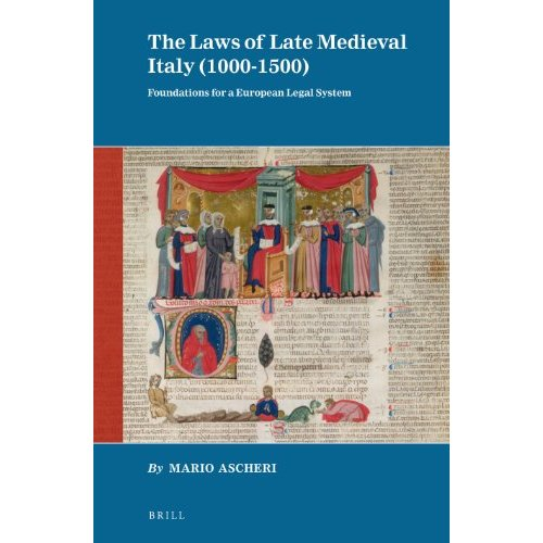Laws of Medieval Italy
