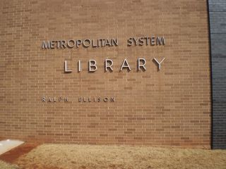 Ralph Ellison Library, Oklahoma City