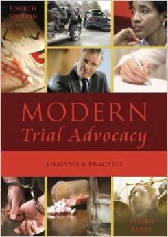Lubet_Modern_Trial_Advocacy