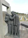Jeju Peace Park Statue
