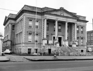 Tuscaloosa County Courthouse Historical Early Twentieth Century