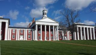 Washington College Collonade