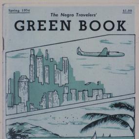 Negro Motorist Green Book