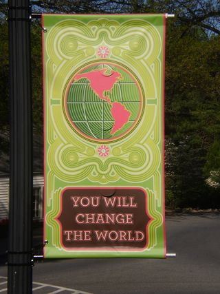 Sweet Briar College You Will Change the World