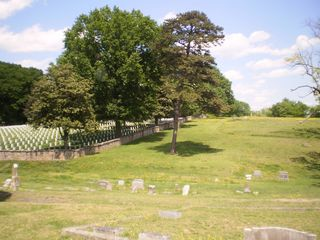 Three Cemeteries in Danville, Virginia
