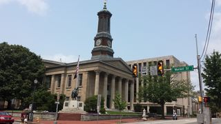 Chester County Courthouse, West Chester, PA