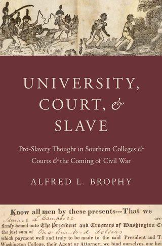 University Court Slave cover