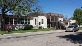 Segregated School 1949