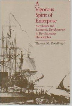 Doerflinger Vigorous Spirit of Enterprise