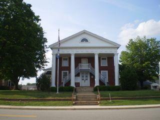 Lunenburg Courthouse Beeman