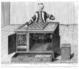 The Turk Chess player
